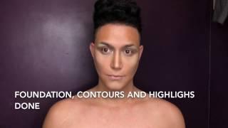 getlinkyoutube.com-PIA WURTZBACH Makeup Transformation by Paolo Ballesteros