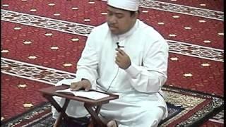 Ustaz Wan Mohd Hazim - Bacaan Surah Yasin, Tahlil dan  Al Kahfi - Khamis,3 Disember 2015