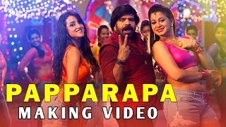 getlinkyoutube.com-Vizhithiru | Making of Papparapa | T. Rajendar | Trend Music