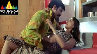 getlinkyoutube.com-Vikramarkudu Movie Anushka Ravi Teja Romantic Scene | Ravi Teja, Anushka | Sri Balaji Video