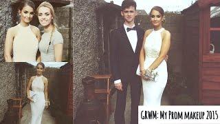 getlinkyoutube.com-GRWM: My Debs/Prom Makeup 2015 | Aoife Conway Makeup