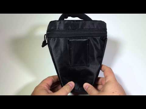 Torkia TD-4900 Professional DSLR Camera Case Review