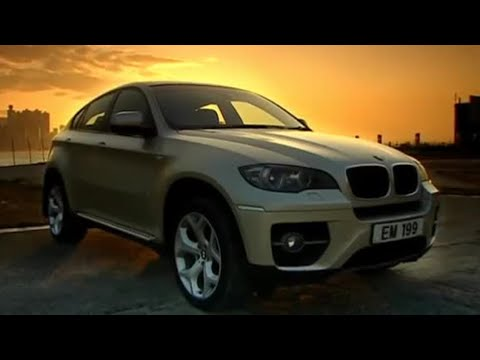 BMW X6 car review - Top Gear - BBC