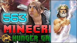 getlinkyoutube.com-Minecraft: Hunger Games w/Mitch! Game 563 - GODS WRATH!