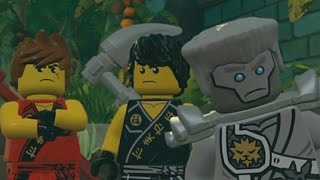 getlinkyoutube.com-LEGO Ninjago: Shadow of Ronin Walkthrough Part 1 - Chen's Island & Chen's Dungeon (3DS/Vita)