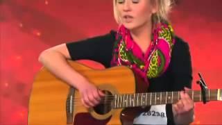 getlinkyoutube.com-Anna Bergendahls första audition - Idol Sverige (TV4)