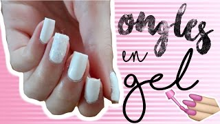 getlinkyoutube.com-Ongles semi permanent à la maison - Pose & Dépose ♡