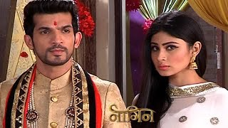 Naagin 20th November 2015 EPISODE | Ritik REFUSES to get married width=