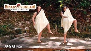 Bizans Oyunları - Maya Kadınlarının Havlu Dansı