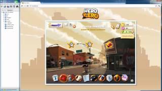 getlinkyoutube.com-Private Server - Hero Zero