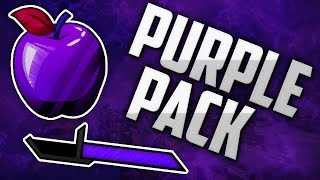 getlinkyoutube.com-Minecraft PVP Texture Pack: Purple Pack - Lowfire - HD + Free Download!
