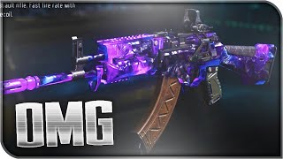 OMG I GOT IT!! - RARE Supply Drop Legendary Camo! (Black Ops 3 DARK MATTER LOOK A LIKE!)