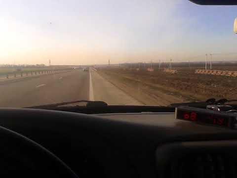 Chevrolet TrailBlazer 4.2 разгон 0-100