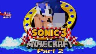 getlinkyoutube.com-Sonic Craft 3 Part 2 w/ KKcomics and Gizzy Gazza  - Go Go Power Rangers!