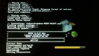 getlinkyoutube.com-Como Instalar ROM MIUI En tablet Ideapad A1-07 | ANDROID 2.3 LENOVO