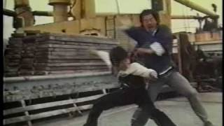 JIM KELLY VS BOLO AND DORIAN TAN VS CHAN SING VS JIM KELLY PART 6 END FIGHT