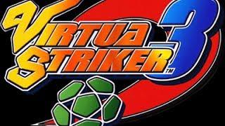 getlinkyoutube.com-VIRTUA STRIKER 3 | ARCADE NAOMI 2 | 2001