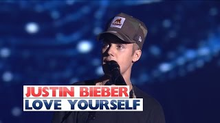 getlinkyoutube.com-Justin Bieber - 'Love Yourself' (Jingle Bell Ball 2015)