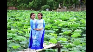 getlinkyoutube.com-Hồn quê - Thanh Hằng & Thanh Hà