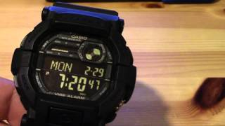 getlinkyoutube.com-casio gd350 watch tour