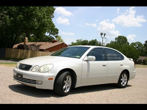 2003 lexus gs 300 problems online manuals and repair. Black Bedroom Furniture Sets. Home Design Ideas