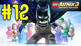 getlinkyoutube.com-Let's Play LEGO Batman 3: Beyond Gotham (#12) (KID GAMING)