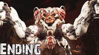 getlinkyoutube.com-DOOM Ending and Final Boss DOOM 4 Ending