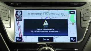 getlinkyoutube.com-How To Setup Hyundai GPS Navigation System