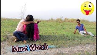 Must Watch Funny😂 😂Comedy Videos 2018 - Episode  27    Bindas fun   