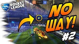 FUNNIES & FREESTYLES 2! - Rocket League Best Goals, Saves, & Glitches (Compilation/Funny Montage)