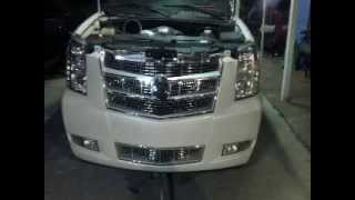 getlinkyoutube.com-02 silverado conversion front end 2 a escalade platinum