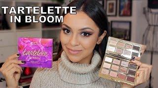 getlinkyoutube.com-Tarte Tartelette In Bloom Palette First Impression and Tutorial - TrinaDuhra