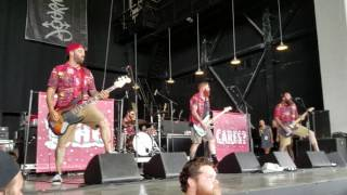 getlinkyoutube.com-Four Year Strong - We All Float Down Here - live - Warped Tour 2016 - Charlotte