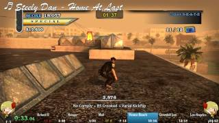 getlinkyoutube.com-Tony Hawk's Pro Skater HD 100% Speedrun (23:55)