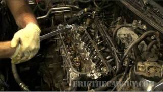 getlinkyoutube.com-How To Torque Cylinder Head Bolts - EricTheCarGuy