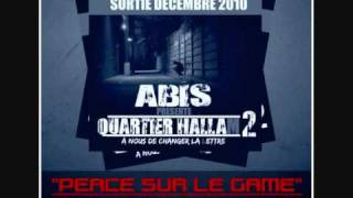 Abis - Peace sur le game
