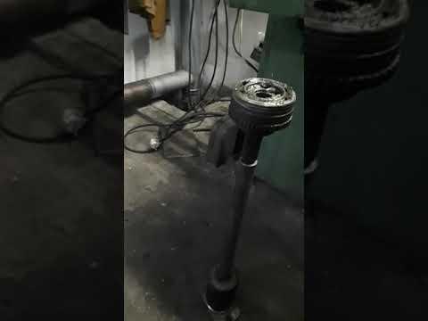 Расположение датчика кислорода у Smart Roadster