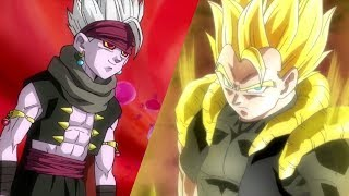 Dragon Ball Heroes「AMV」  Courtesy Call