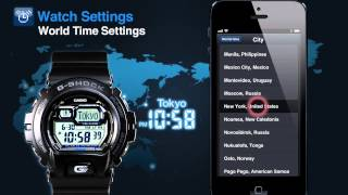 getlinkyoutube.com-G-Shock Bluetooth Smart Watches: 2nd Generation