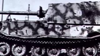 Немецкие танки! Курская битва.