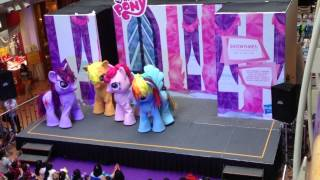 getlinkyoutube.com-My Little Pony FiM Live in Singapore Jurong Point