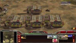 getlinkyoutube.com-Command and Conquer Generals Zero hour 1v3 multiplayer with friends