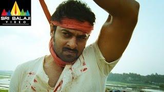 Mirchi Movie Prabhas Interval Fight Scene | Prabhas, Anushka, Richa | Sri Balaji Video