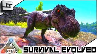 getlinkyoutube.com-ARK: Survival Evolved - BABY DINOS / DINO BREEDING! S2E43 ( Gameplay )
