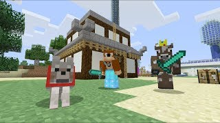 getlinkyoutube.com-Minecraft Xbox - Sushi Restaurant [132]