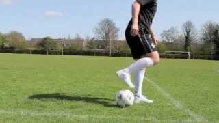 مهارات التمرير المخادع في كرة القدم