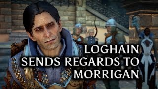getlinkyoutube.com-Dragon Age: Inquisition - Loghain sends regards to Morrigan