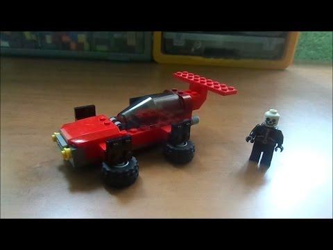 Como hacer un auto volador Lego (Mr :P)