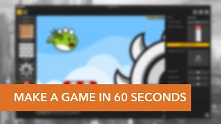 Making A Game In 60 Seconds