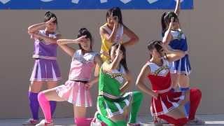 getlinkyoutube.com-小山高校 ダンス部 「行くぜっ!怪盗少女」